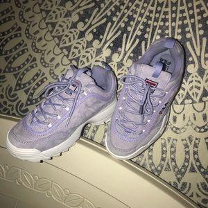 Purple filas
